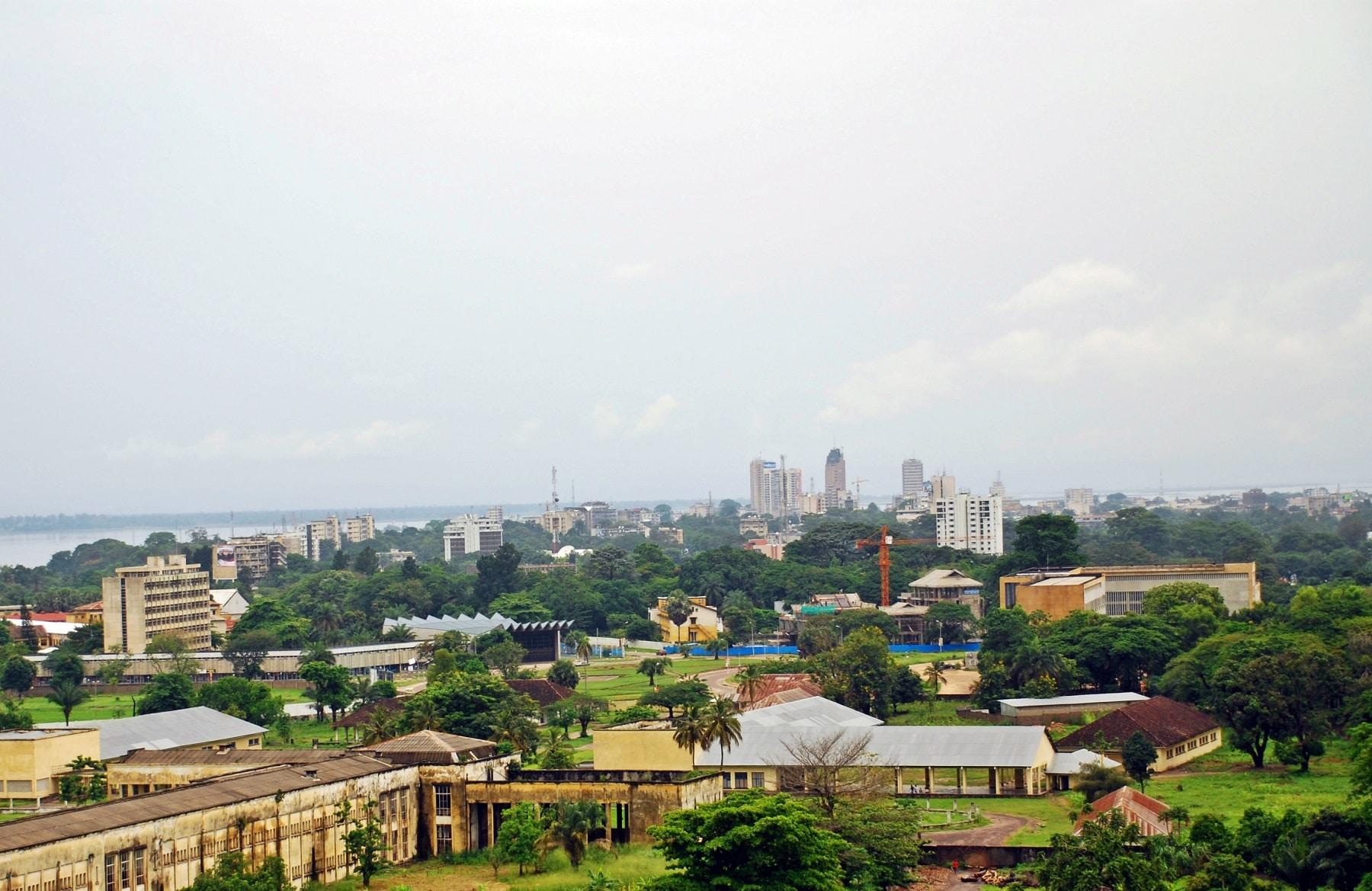 Kinshasa - cel mai mare centru urban din Africa Centrală