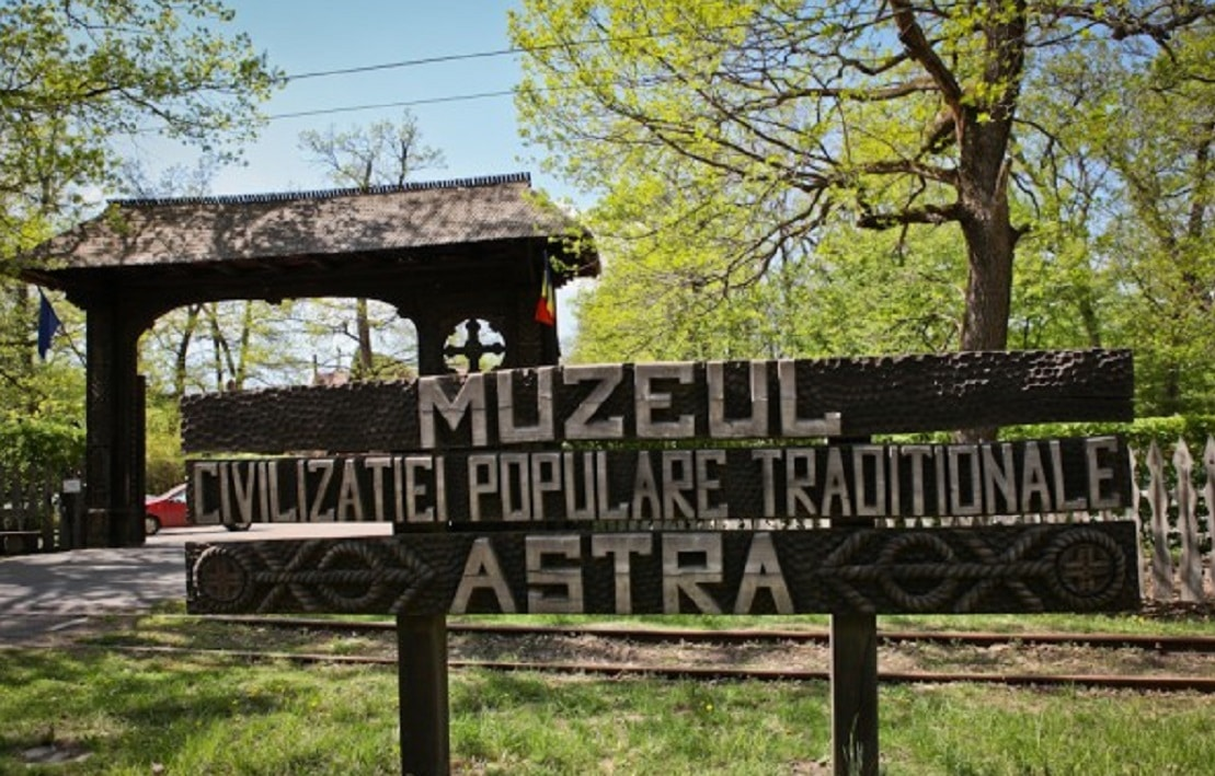 Muzeul Civilizației Populare Tradiționale ASTRA din Sibiu
