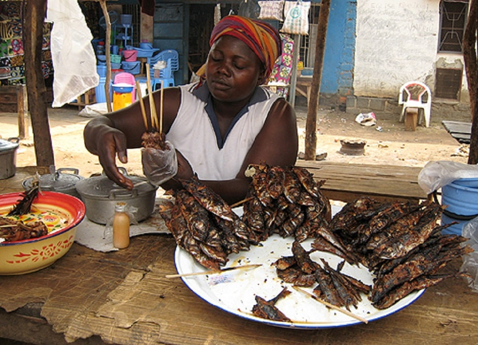 Fast food din Congo