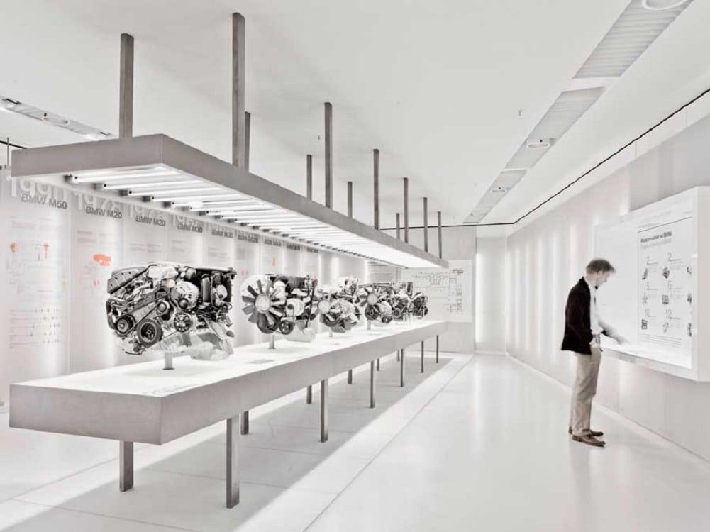 Imagine din interiorul muzeului