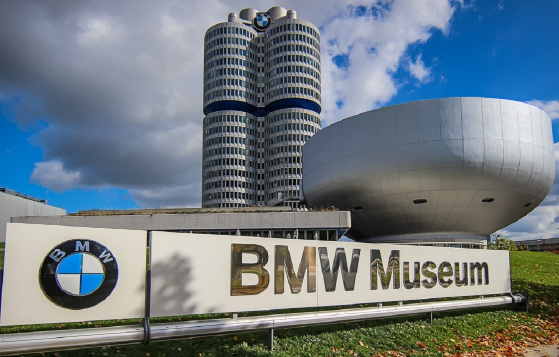 Muzeul BMW din Munchen