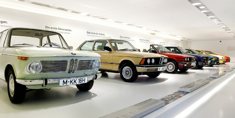 Modele din diferite serii marca BMW