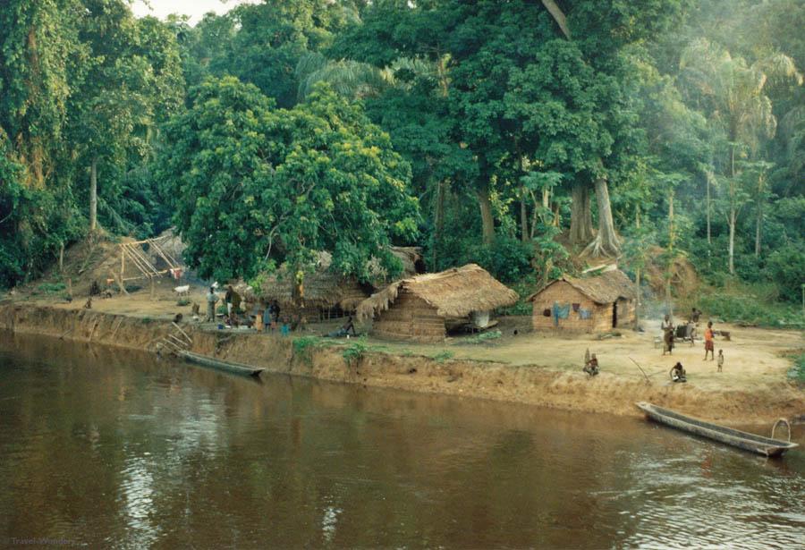 Trib indigen din bazinul râului Congo